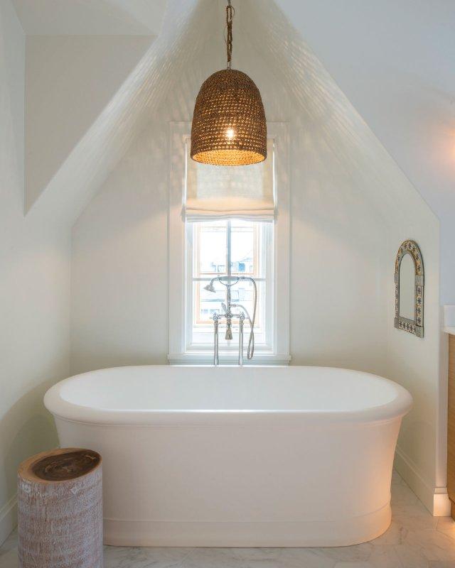Bathroom tube