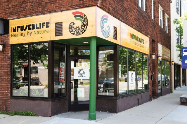 InfusedLife store front