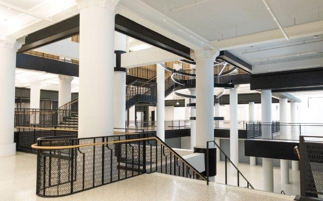 Dayton project stairway