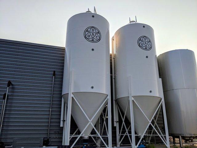 distillery tanks