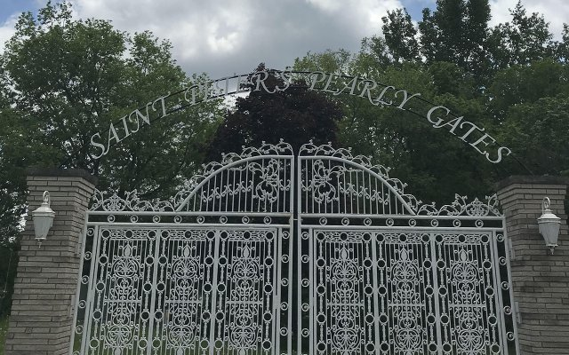 St. Peter's Pearly Gates