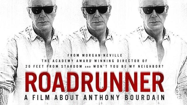 Anthony Bourdain Roadrunner Film Poster