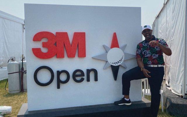 Houston White at 3M Open
