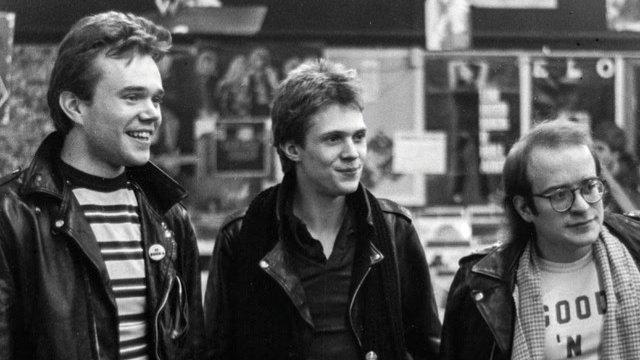 Suicide Commandos,  in the '70s.