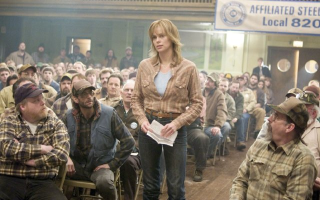 Charlize Theron in 2005's North Country