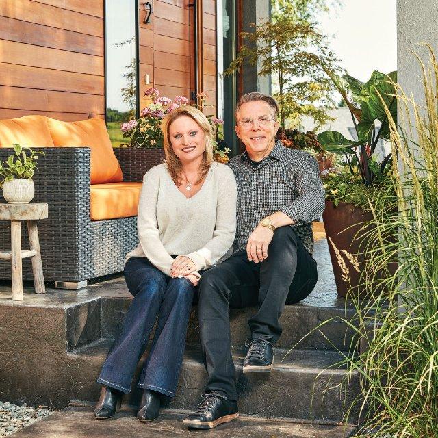 Jeffrey and Kay Stamp