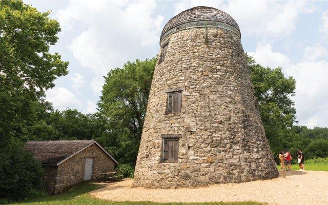 1860s windmill