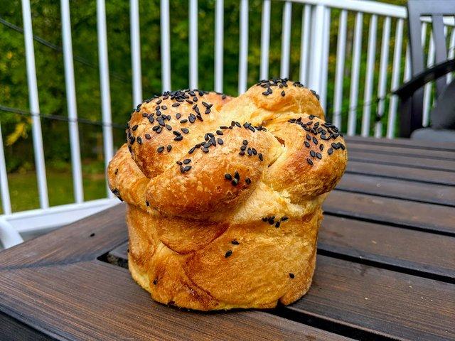 the brissant bun