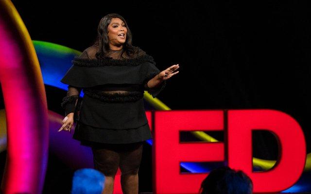 Lizzo TED Talk
