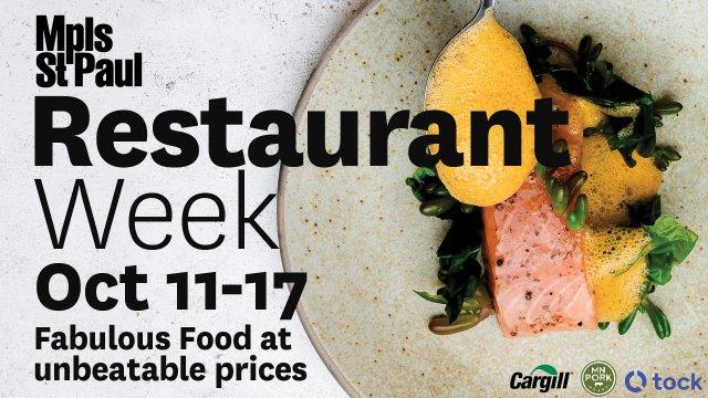 Fall Restaurant Week 2021_header