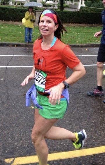 Nell Hurley Running