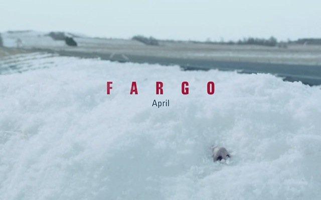 Fargo television series title card