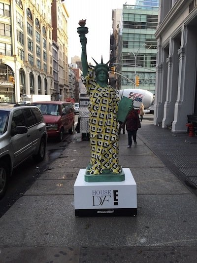 St paul 39 s lady liberty wears dvf mpls st paul magazine for 526 salon st paul
