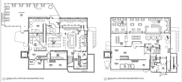 Coming soon new brewery in old billy 39 s lighthouse mpls for Brewery floor plan