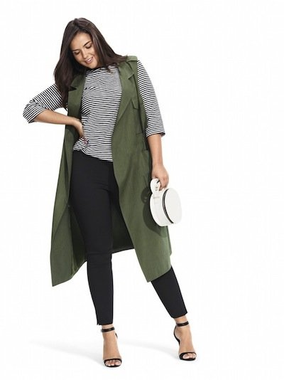 4-shirt-with-green-trench-vest-black-skinny-jeans-black-strappy-heels-and-white-round-bag.jpg