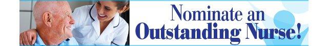 Nominate an Outstanding Nurse