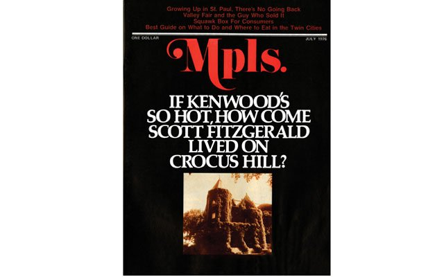 July 1976 Mpls.St.Paul Magazine Cover