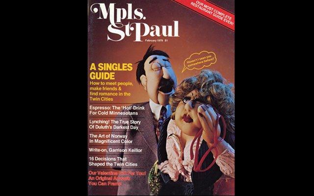 February 1979 Mpls.St.Paul Magazine Cover