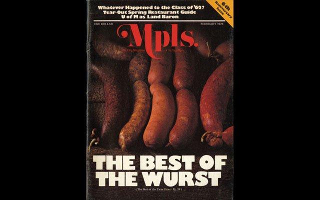 February 1978 Mpls.St.Paul Magazine Cover