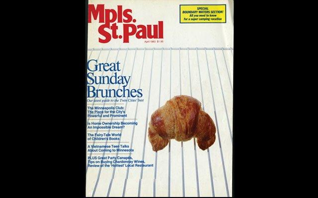 Apr. 1983 Mpls.St.Paul Magazine Cover