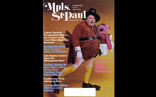 Nov. 1978 Mpls.St.Paul Magazine Cover