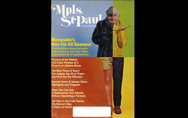 February 1980 Mpls.St.Paul Magazine Cover