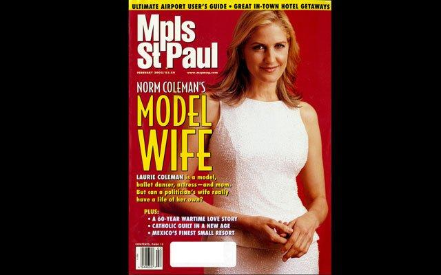 February 2002 Mpls.St.Paul Magazine Cover