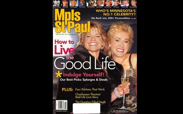 February 2005 Mpls.St.Paul Magazine Cover
