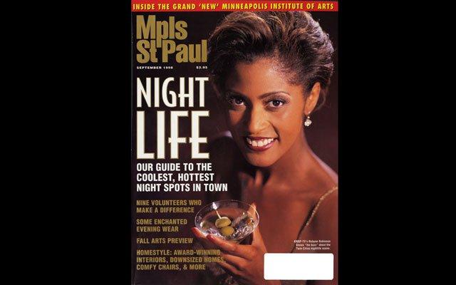 September 1998 Mpls.St.Paul Magazine Cover