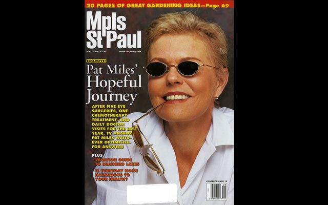 May 2001 Mpls.St.Paul Magazine Cover