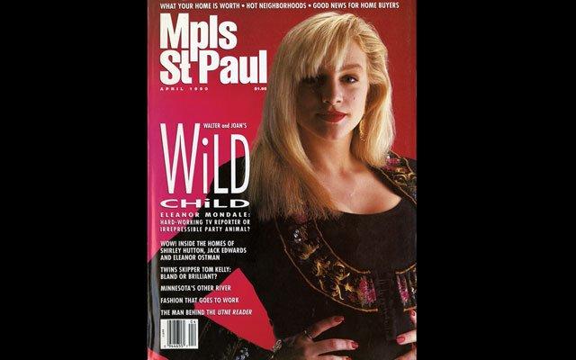April 1990 Mpls.St.Paul Magazine Cover