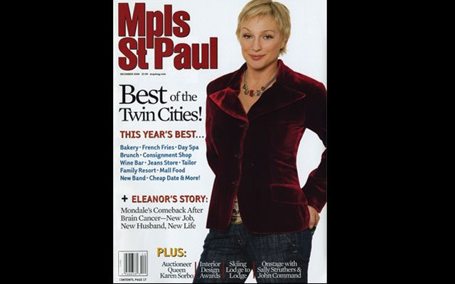 December 2006 Mpls.St.Paul Magazine Cover