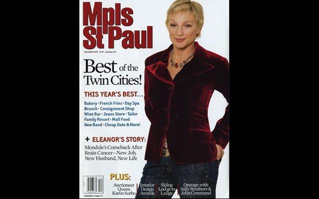 December 2006 Mpls.St.Paul Magazine Cover