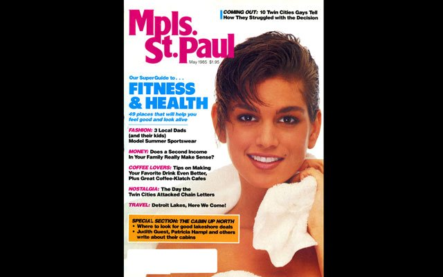 May 1985 Mpls.St.Paul Magazine Cover