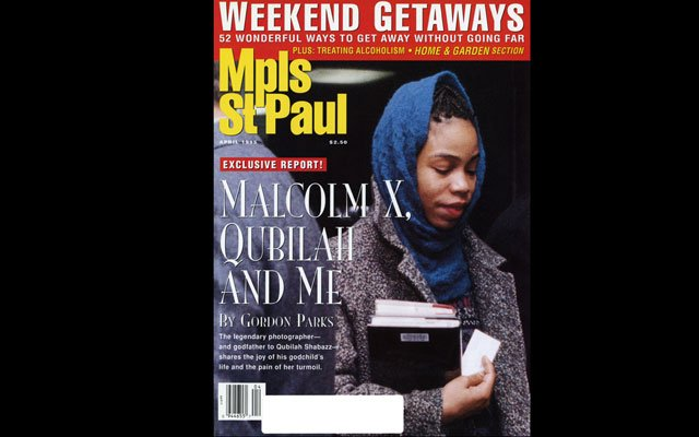 April 1995 Mpls.St.Paul Magazine Cover