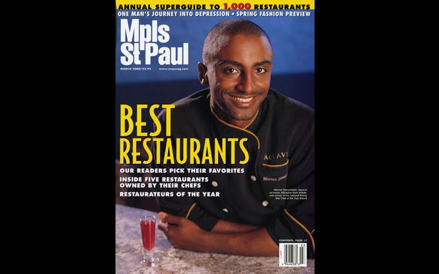 March 2000 Mpls.St.Paul Magazine Cover