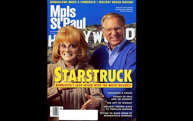 November 1995 Mpls.St.Paul Magazine Cover