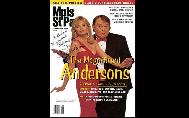 December 1996 Mpls.St.Paul Magazine Cover