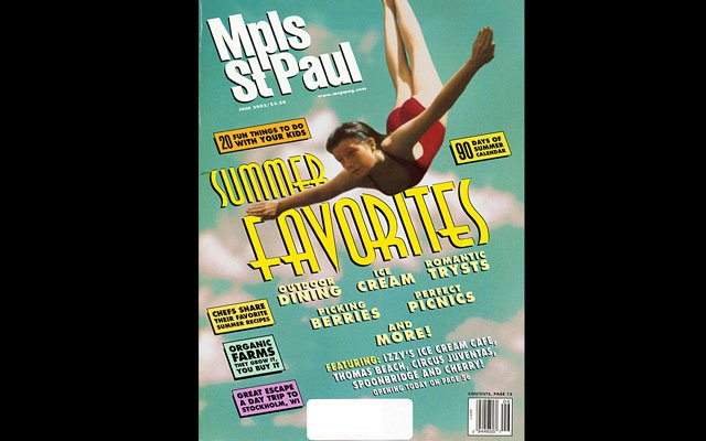 June 2002 Mpls.St.Paul Magazine Cover