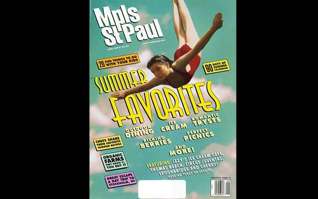 June 2002 Mpls.St.Paul Magazine Cover