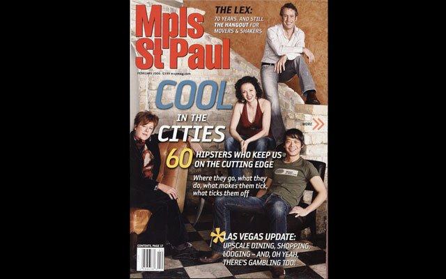 February 2006 Mpls.St.Paul Magazine Cover