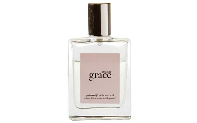 Amazing Grace scent by Philosophy from Sephora