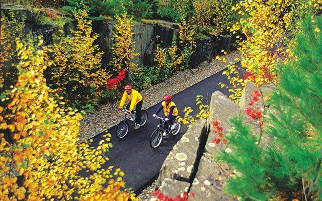 Northern Minnesota's Mesabi Trail