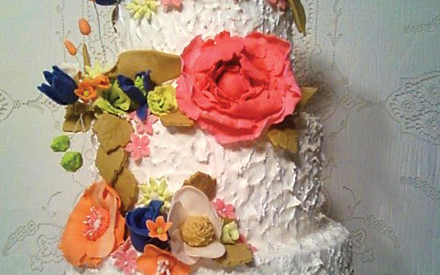Diamond Awards Cake Design